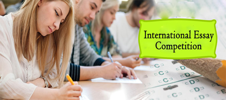 Legitimate International Essay Writing Competition