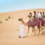 Exploring nature grandeurs in desert safari Dubai