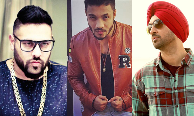 These are the Topmost stylish singers in Punjabi industry