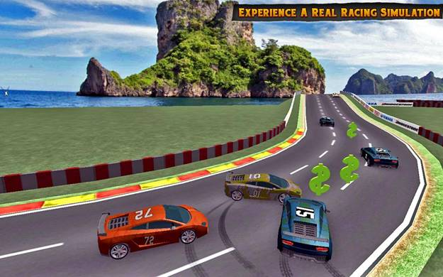 Turbo Drift 3D Car Racing