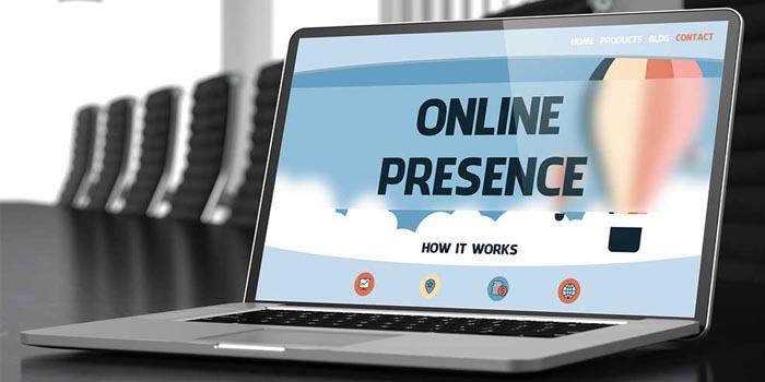 online-presense