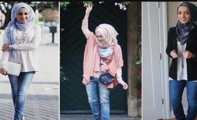 FORMAL AND CASUAL HIJAB FOR LADIES