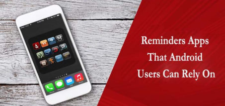 Top 10 Reminders Android Apps