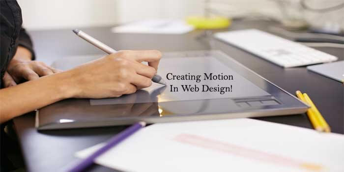 4 Pro Tips for Creating Motion in Web Design!