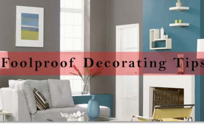foolproof decorating tips