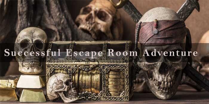 successful escape room adventures