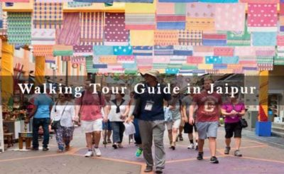Walking Tour Guide in Jaipur