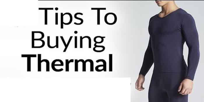 How to Pick the Right Thermal Wear for Winters
