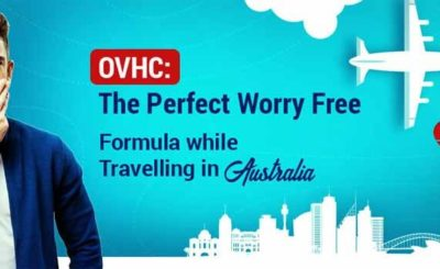 OVHC The Perfect Worry – Free Formula while Travelling in Australia