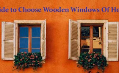 choose wooden windows for your home
