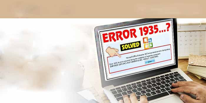 How to fix the Problem QuickBooks Error 1935