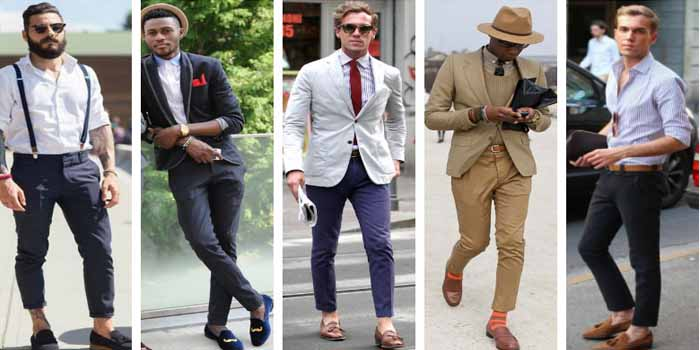 Moccasins Can Boost Your Personality And Make You Look Elegant
