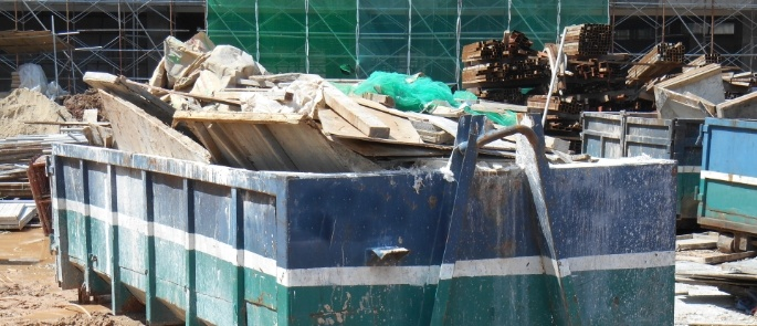 Image result for  Removing Construction Project Waste?