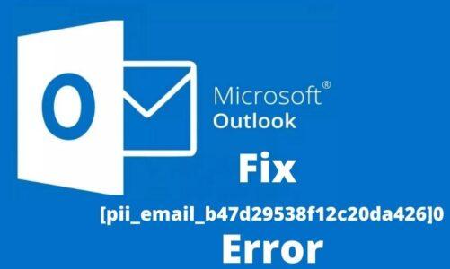 Fix The [pii_pn_4978df98928558f2] Error Code 2021?